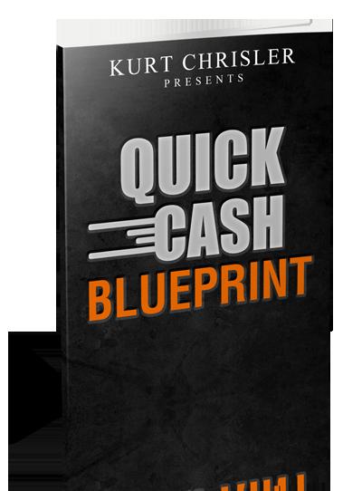 quick cash blueprint