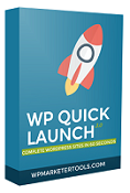 WP Quick Launch
